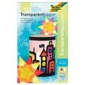 トランスパレント 10色10枚